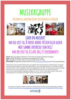 Musikktilbud barn unge 2018 plakat 250px