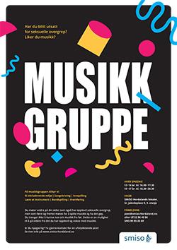 Plakat musikkgruppe BarnUnge SMISO ny v1 250px